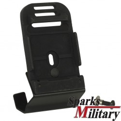 Norotos NVG Helmet Adapter Plate in black
