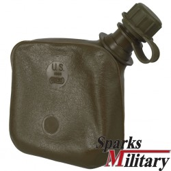 US Military Two Quart Collapsible Canteen 1968