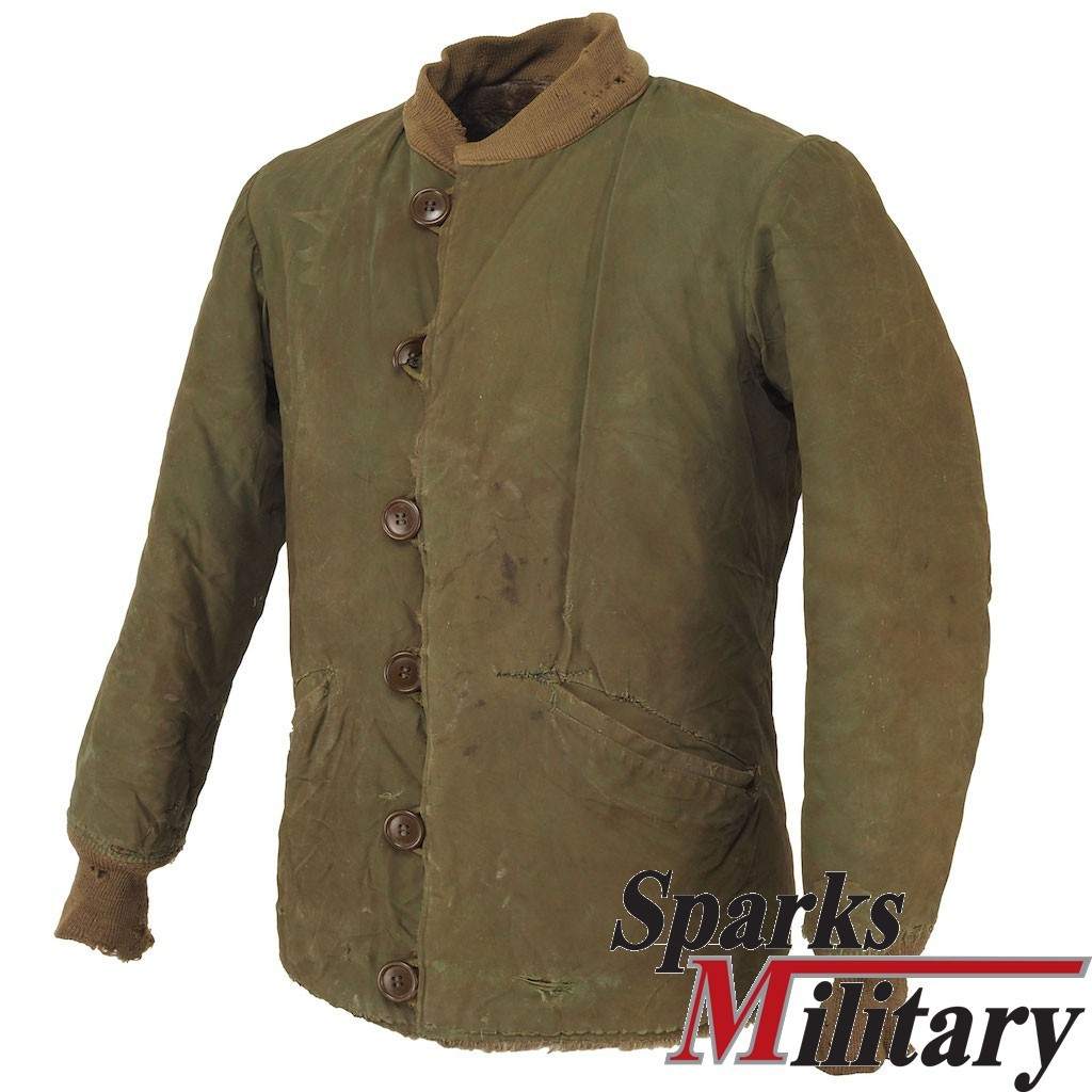 M43 Field Jacket Pile Liner Size 32 WWII Parka