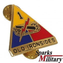 1st Armored Division Unit Crest