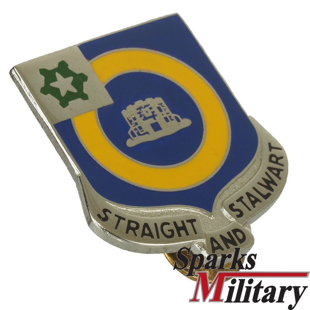 US Armee 41st Infantrie Regiment Unit Crest Anstecker