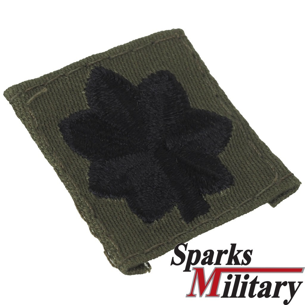 Lieutenant Colonel Rank in Subdued