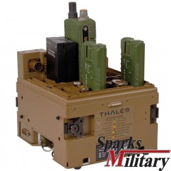 Thales Modular Universal Battery Charger (MUBC)