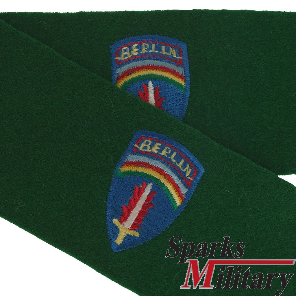 Us Army Berlin Brigade Embroidered Leadership Tabs Buy Online