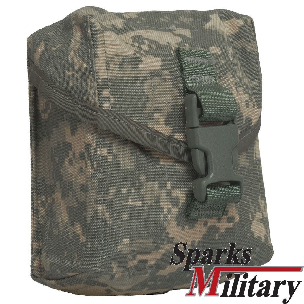 Molle II Carrying Case, Improved First-Aid Kit (IFAK) Pouch in UCP Pattern