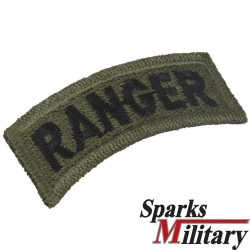 Ranger Qualification Tab