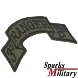 75th Ranger 3rd Battalion tab