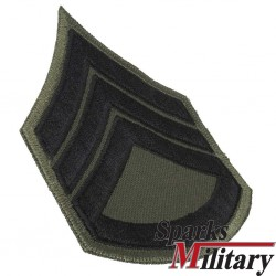 US Army Vietnam Rank Staff Sergeant Chevron