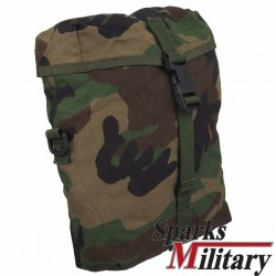 MOLLE 2 Sustainment Pouch in Woodland