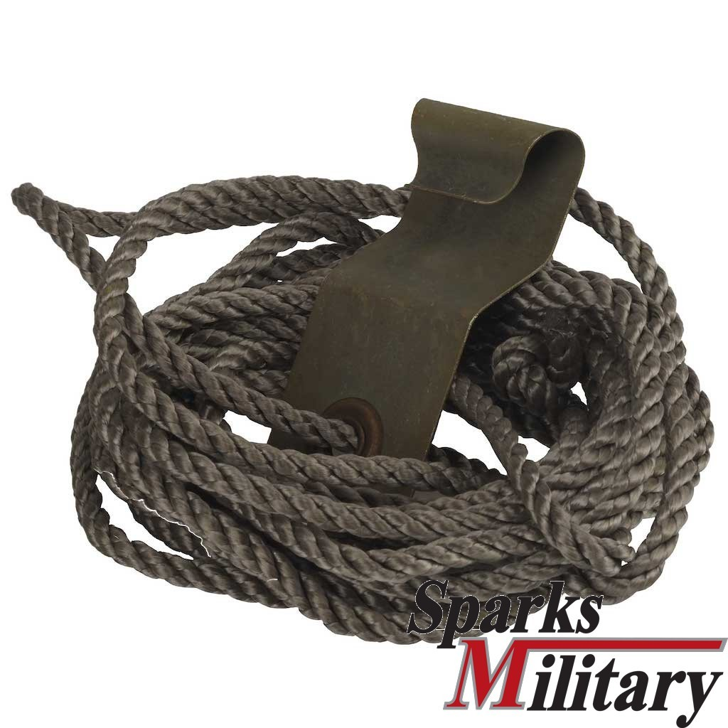 US Military Vehicles Tie Down Rope Assy