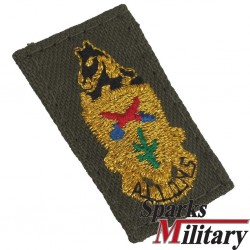 11th ACR ALLONS on Cloth Unit Crest