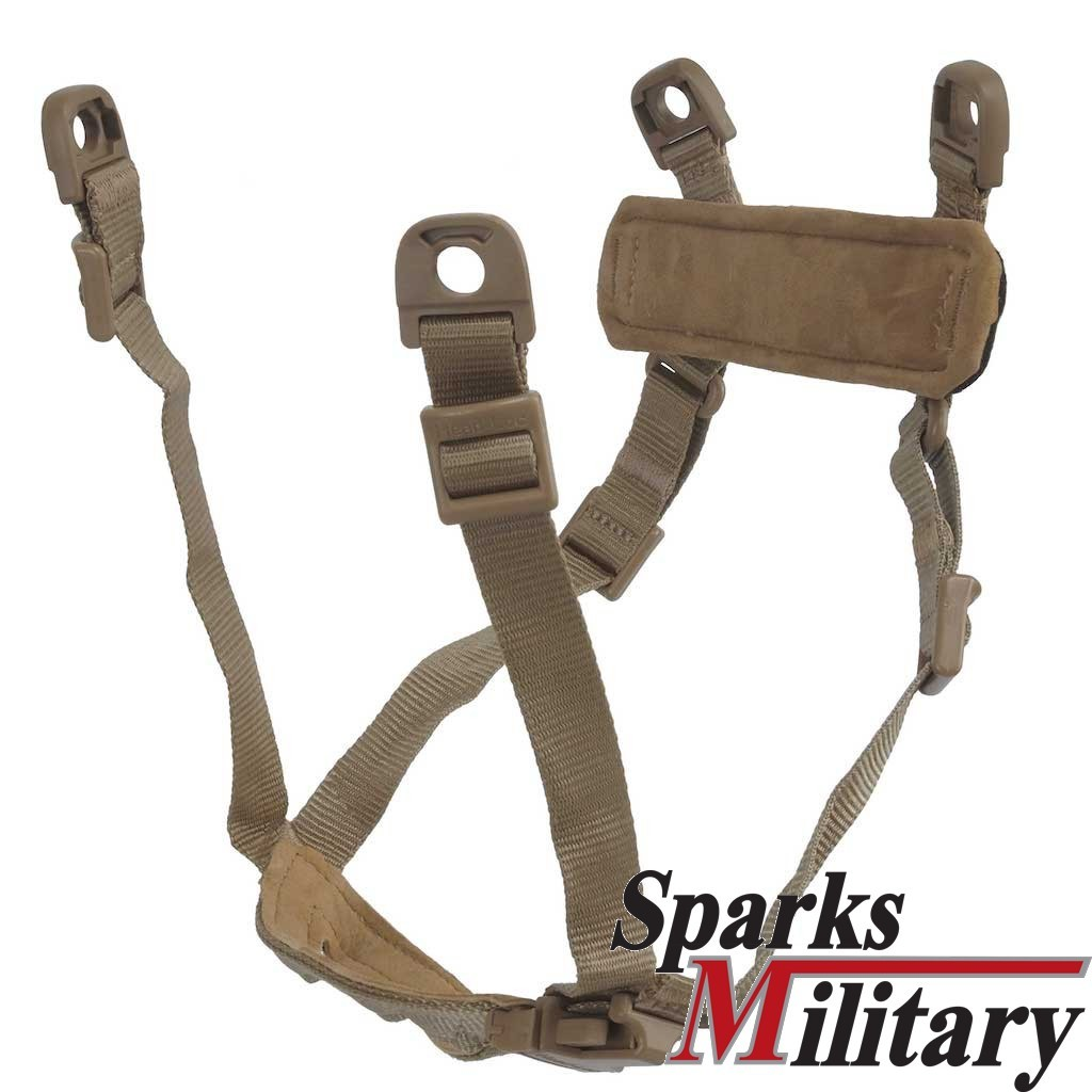 OPS-CORE Chinstrap Retention System