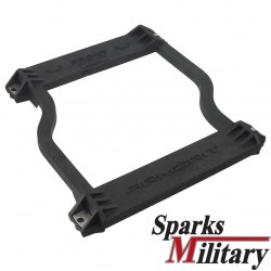 HMMWV Battery Holder Bracket Polymer