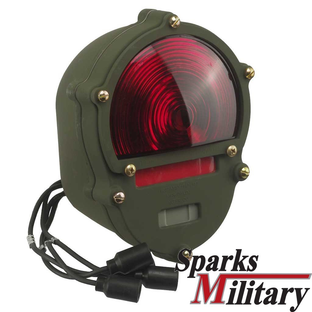 Stop Light-Taillight for US Military Vehivles