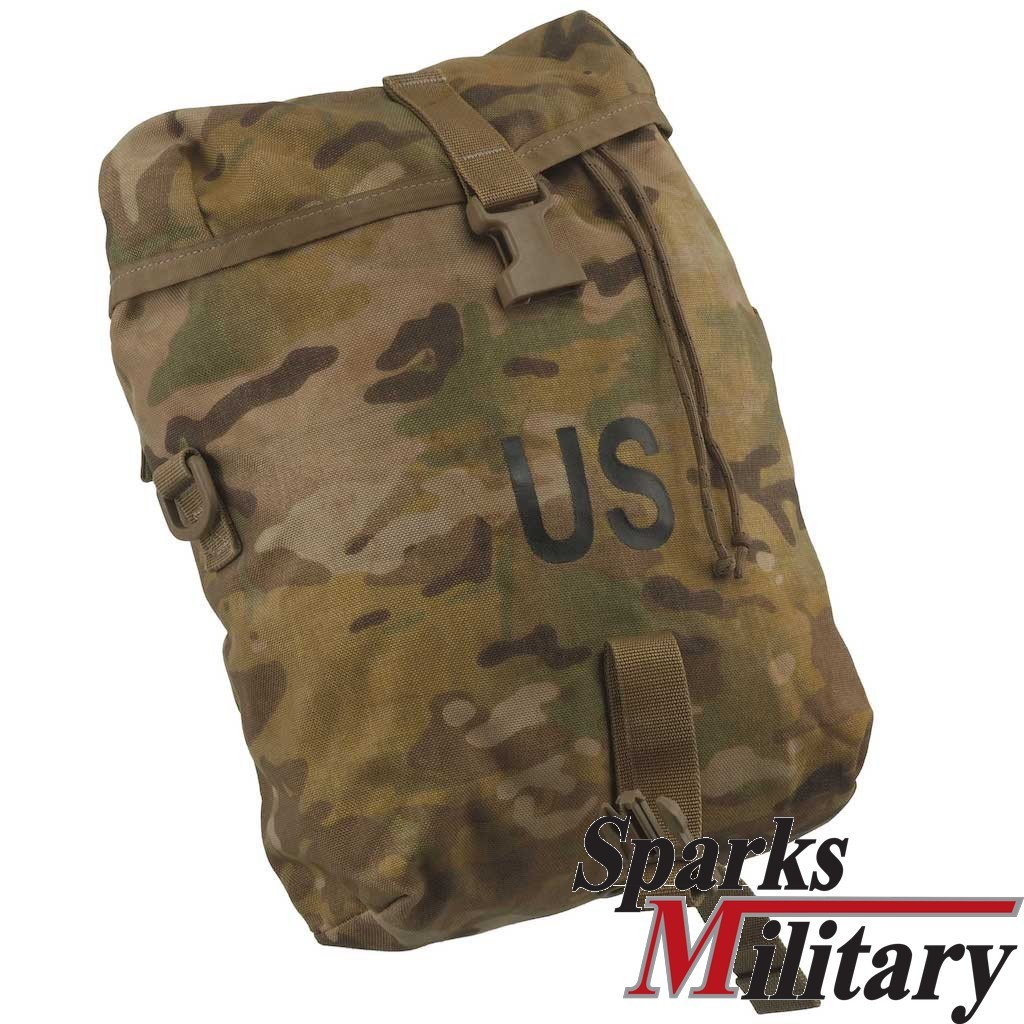 MOLLE II Sustainment Pouch in Multicam