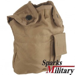 desert Canteen cover Nylon made LC2, 1 Quart