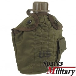 M-1967 Cover Canteen Nylon, Plastic Snaps