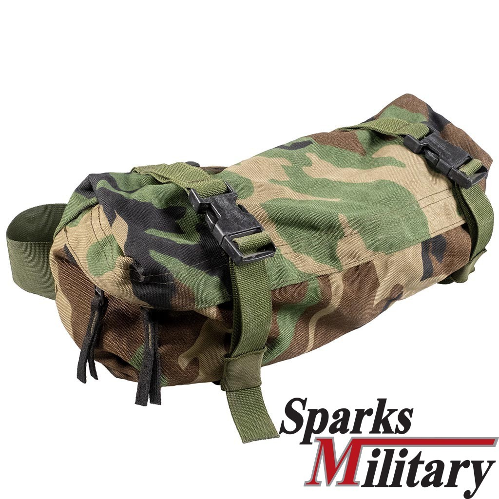 Molle II molded Waist Pack in Woodland