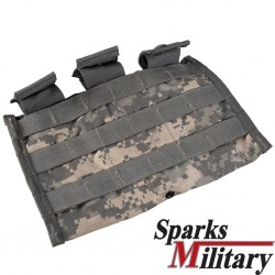 Molle II Triple Mag Pouch in UCP digital pattern