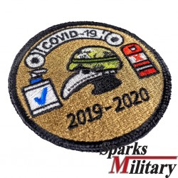 Covid-19 Morale Patch US Army