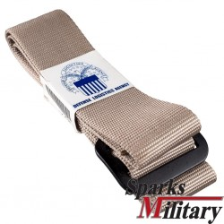 US Military Belt, Rigger's, sand
