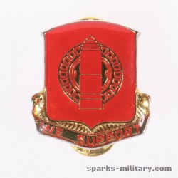 34th Field Artillery Unit Crest, german Made