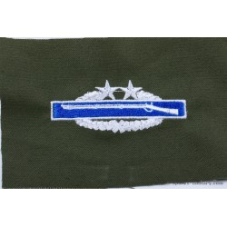 Combat Infantry Badge Qualification 3th Award