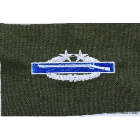 Expert Infantry Qualification Badge 3. Auszeichnung