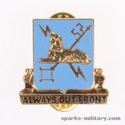 66th Military Intelligence Crest, german made
