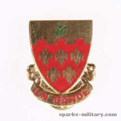 77th Field Artillery Regiment Unit Crest, german Made