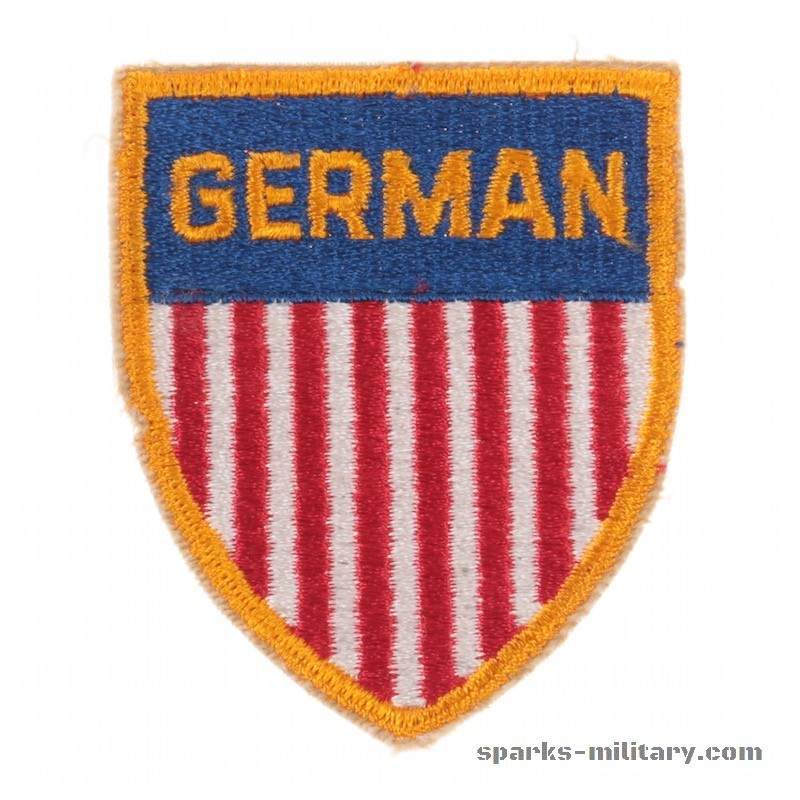 Civilian Support Group, Labor Service Germany Patch, old German Made