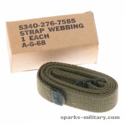 Strap Webbing Canvas