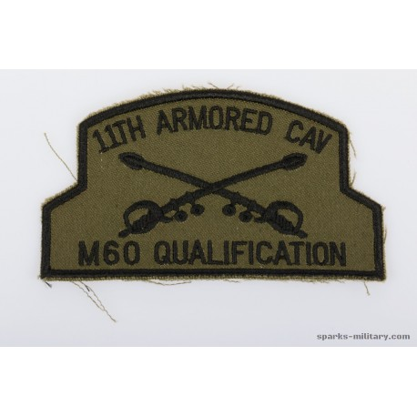 11th ACR Pocket Patch