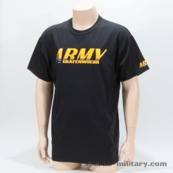 T-Shirt US Army Grafenwöhr reflection