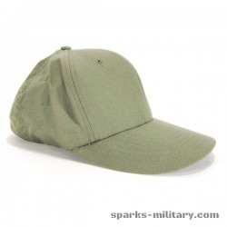 Derby Cap, Hot Weather, OG-507 in OD green