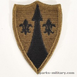 US Army Theater Army Support Command, Europe Patch