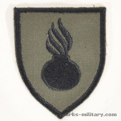 8904th Civilian Support Group, Maintenance Labor Service Patch, old German Made