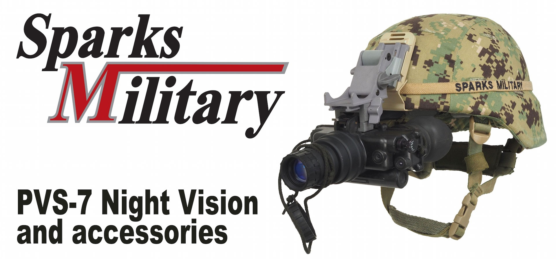 US Army Night Vision AN PVS-7 you find them at sparks military online store